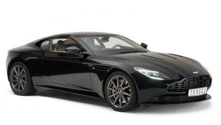For sale: Stealth Aston Martin DB11 with Level 4 armouring