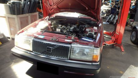 Volvo 240 GL LS1 V8 conversion project: Part 15 – switch to LM7