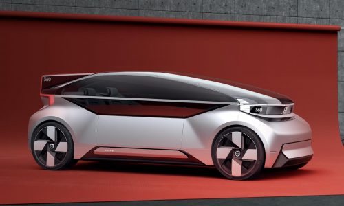 Volvo 360c concept revealed, rival to short-haul flights
