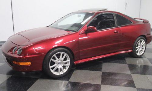 For Sale: 1999 Honda Integra with epic 8.2L V8 conversion