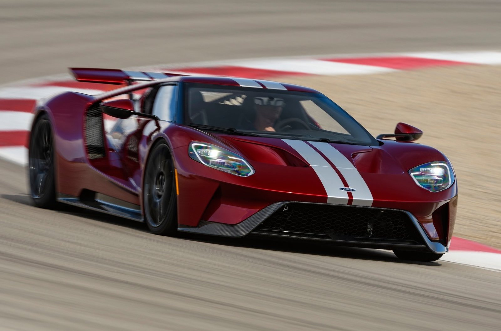 New Ford GT could catch fire, recall issued