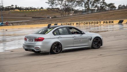 BMW Driving Experience at Sydney Motorsport Park