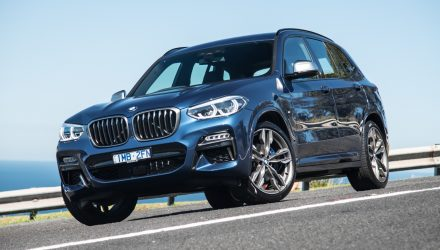 2018 BMW X3 M40i review (video)