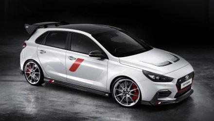 Bespoke Hyundai i30 N showcases full N Option potential