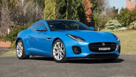 2018 Jaguar F-Type 2.0 turbo review (video)