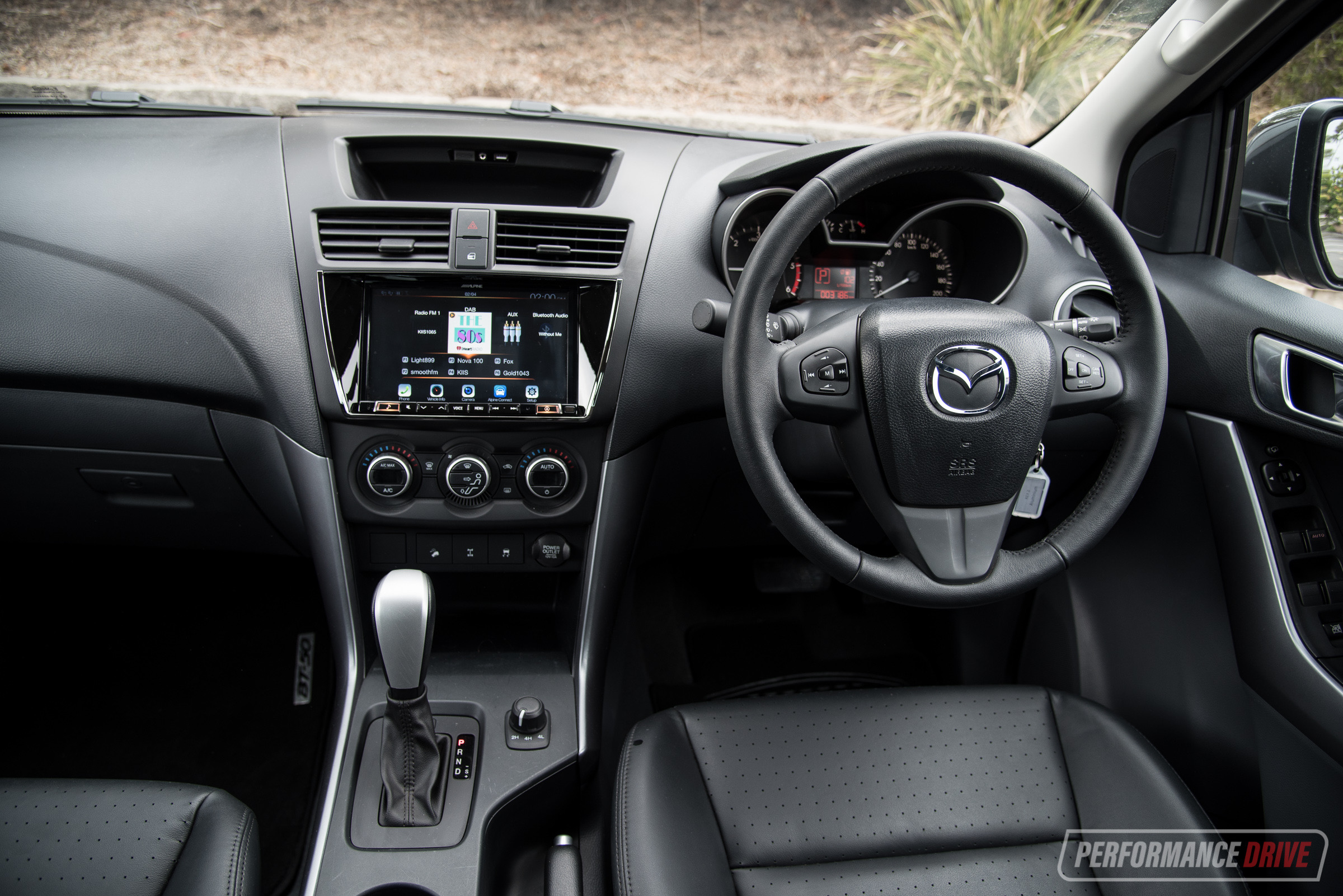 2018 Mazda Bt 50 Gt Review Video Performancedrive