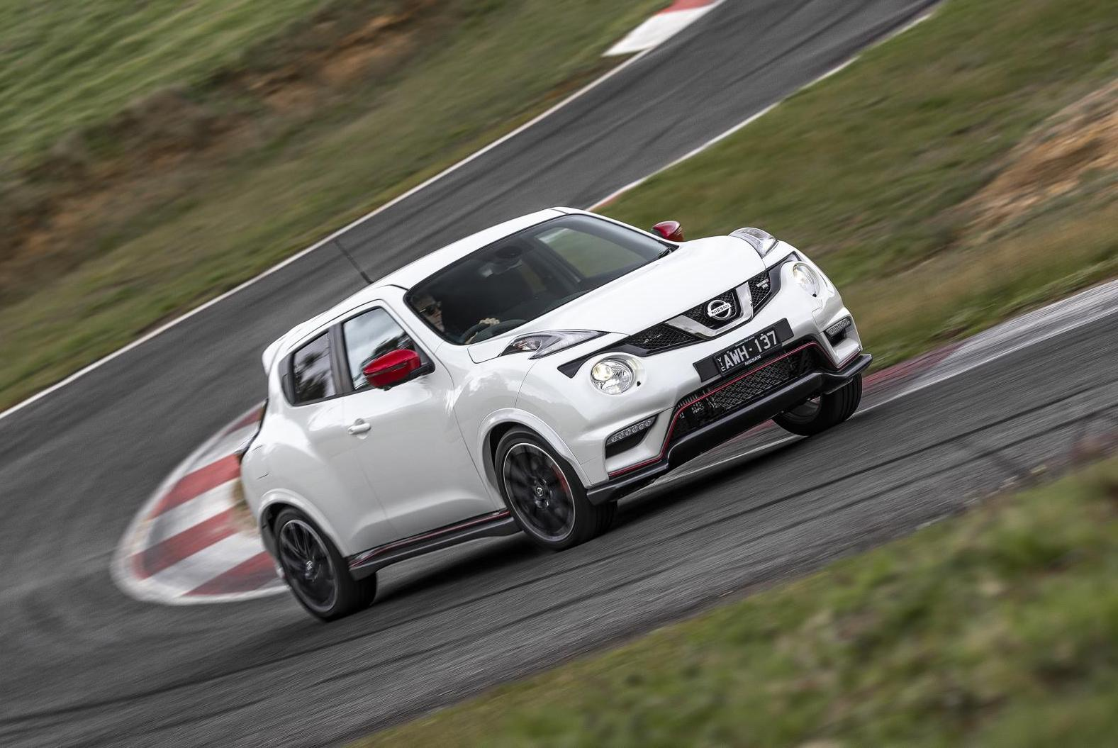 2018 Nissan Juke Nismo Rs Now On Sale In Australia