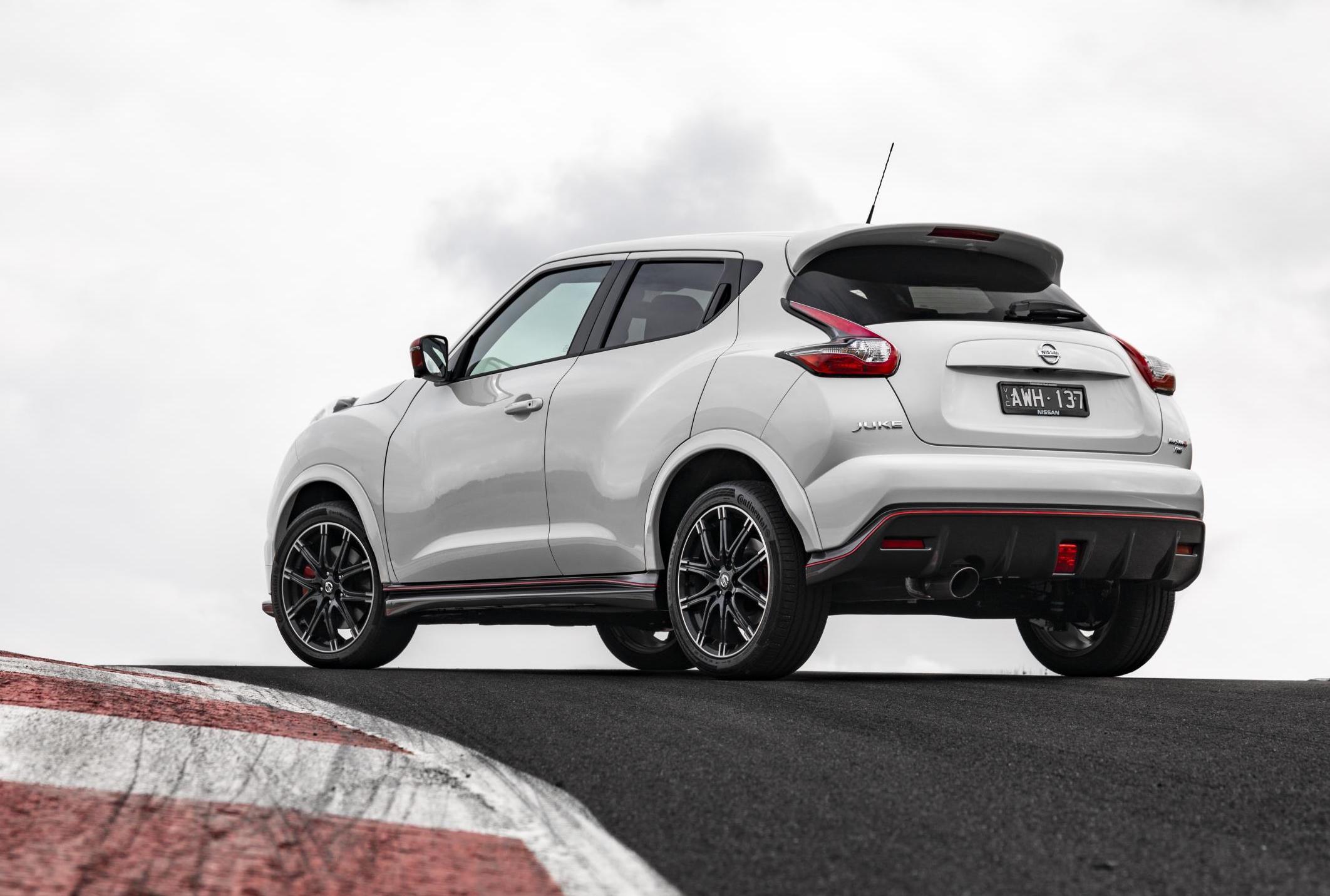 2018 Nissan Juke Nismo Rs Now On Sale In Australia Performancedrive