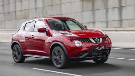 2018 Nissan JUKE update now on sale in Australia