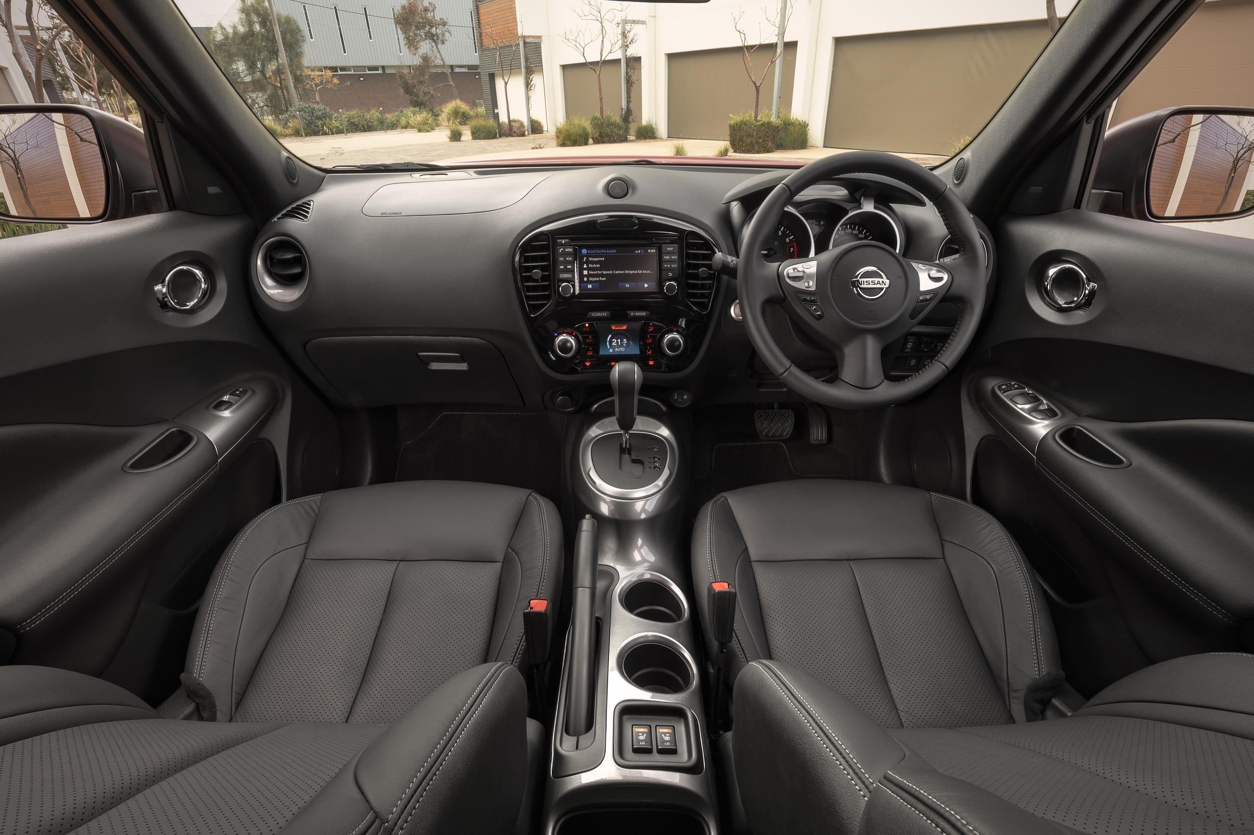 Nissan 370Z Nismo >> 2018 Nissan JUKE update now on sale in Australia | PerformanceDrive