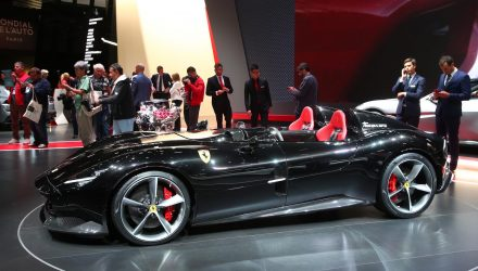 2018 Paris Motor Show highlights – mega gallery