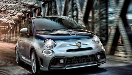 Abarth 695 Rivale special edition now on sale in Australia