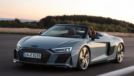 2019 Audi R8 revealed, most powerful V10 yet