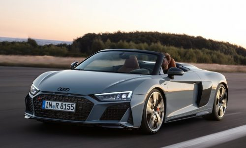 2019 Audi R8 revealed, most powerful V10 yet