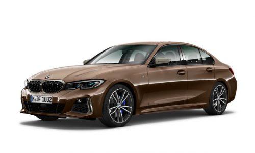 2019 BMW 3 Series G20 leaks online, reveals new look