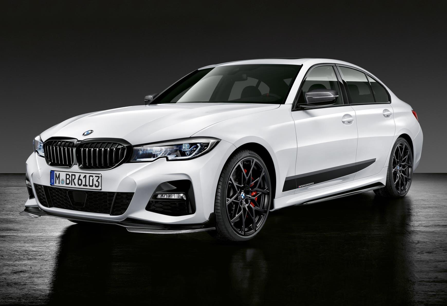 Bmw Reveals M Performance Parts For G20 3 Series Performancedrive