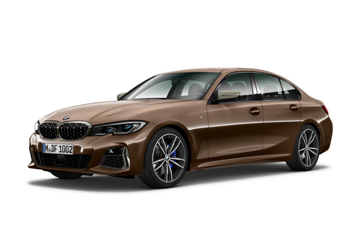 2019 bmw 3 series g20 leaks online reveals new look. Black Bedroom Furniture Sets. Home Design Ideas