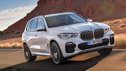 2019 BMW X5 Australian lineup confirmed, debuts quad-turbo engine