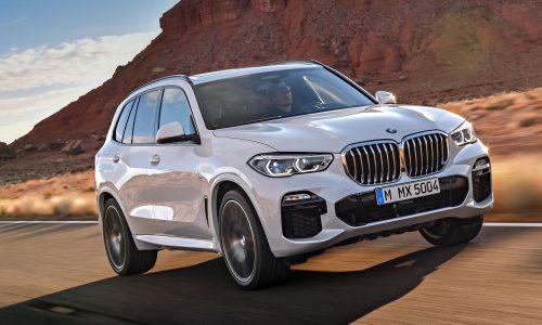 2019 BMW X5 Australian lineup confirmed, debuts quad-turbo engine