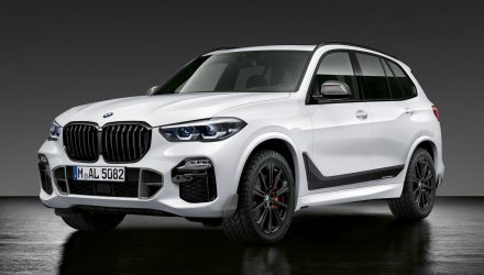 2019 BMW X5 M Performance enhancements revealed