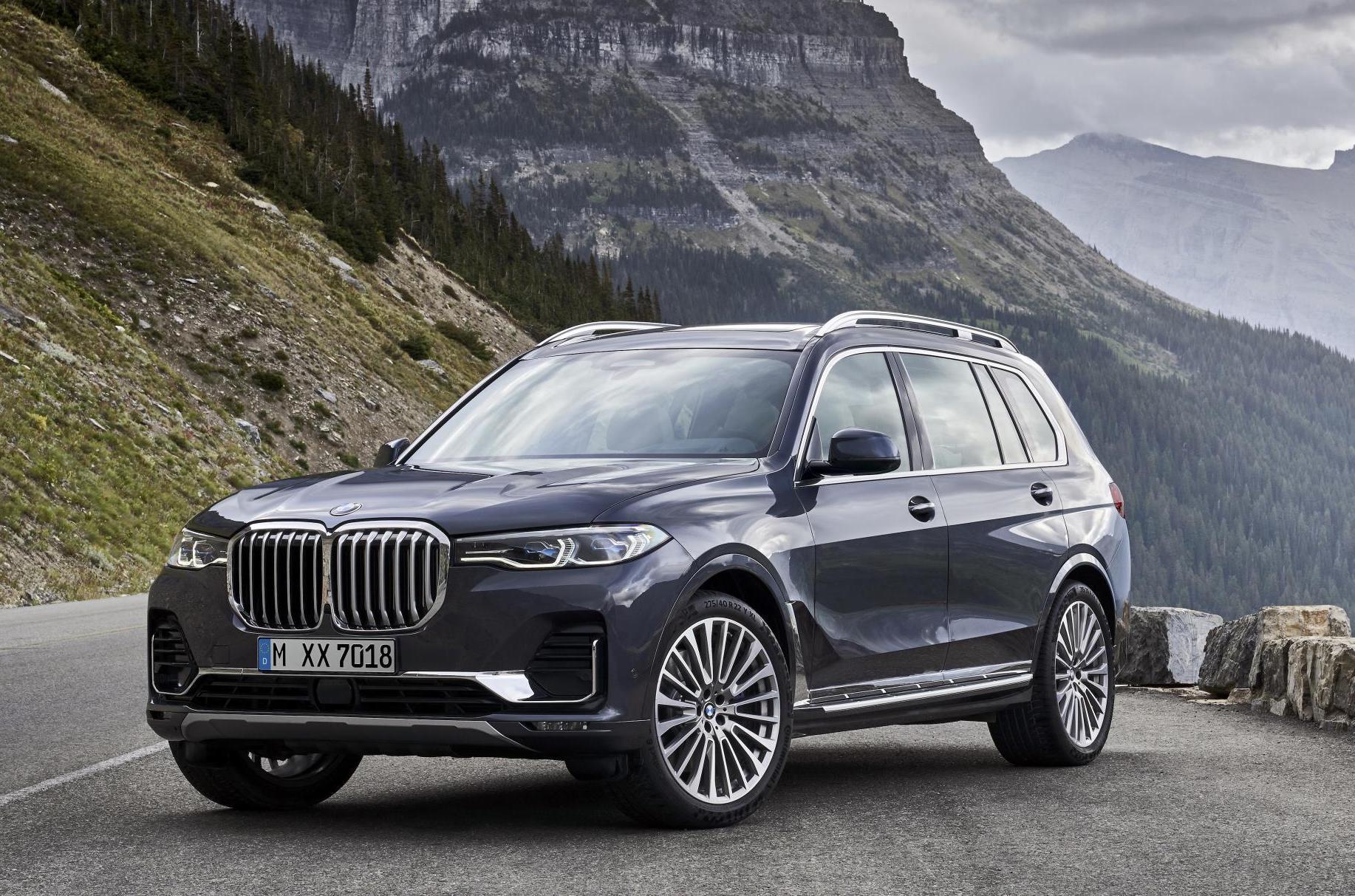 2019 BMW X7 unveiled as new flagship SUV | PerformanceDrive