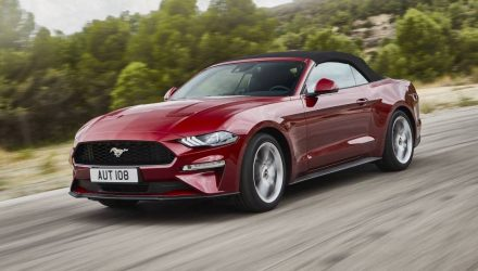 2019 Ford Mustang EcoBoost now on sale in Australia