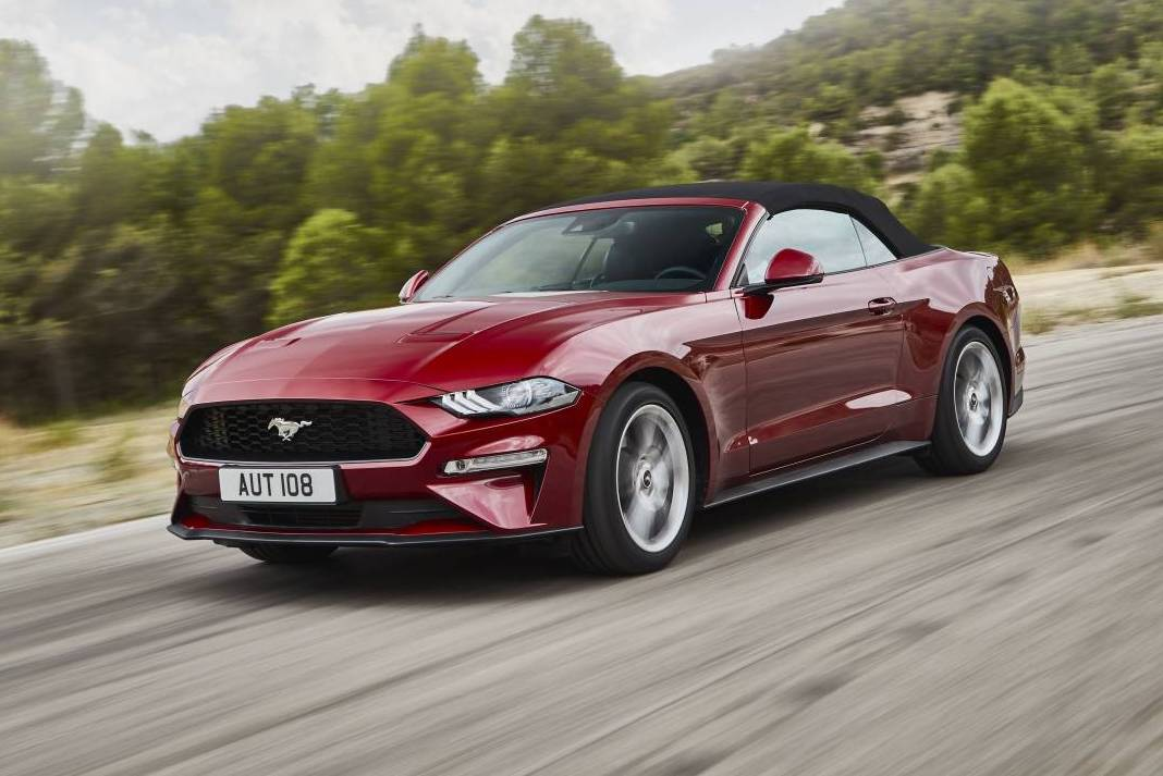 2019 ford mustang ecoboost now on sale in australia performancedrive. Black Bedroom Furniture Sets. Home Design Ideas
