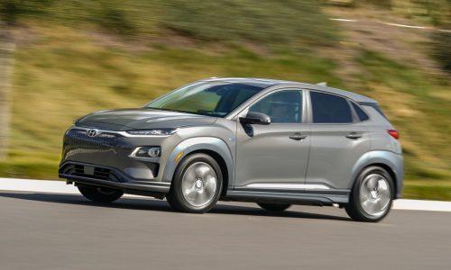 Hyundai Kona Electric gets EPA rating of 1.96L/100km