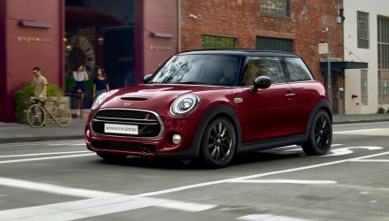 MINI Cooper Kensington Edition announced for Australia