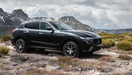 2019 Maserati Levante on sale in Australia from $125,000