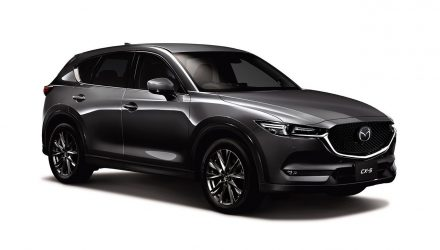 2019 Mazda CX-5 2.5 turbo petrol revealed