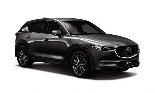 2019 Mazda CX-5 2.5 turbo petrol revealed