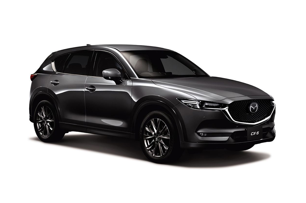 2019 mazda cx 5 2 5 turbo petrol revealed performancedrive. Black Bedroom Furniture Sets. Home Design Ideas
