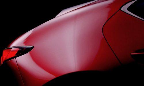 All-new 2019 Mazda3 previewed, debuts in November (video)