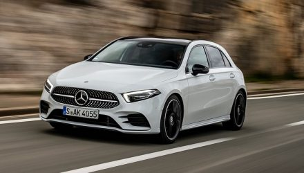2019 Mercedes-Benz A 250 announced for Australia