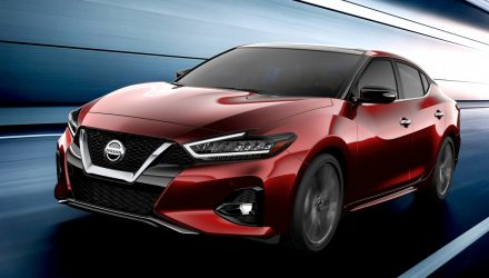 2019 Nissan Maxima debut confirmed for LA auto show