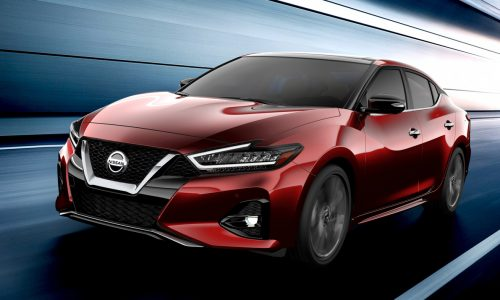 2019 Nissan Maxima debut confirmed for LA auto show