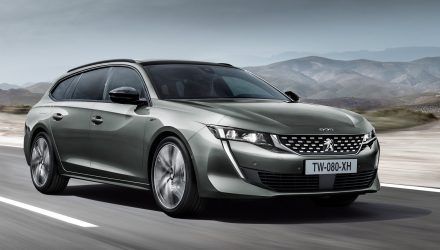 2019 Peugeot 508 Fastback & wagon confirmed for Australia
