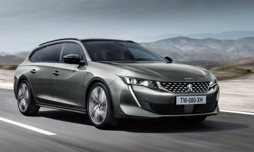 2019 Peugeot 508 Fastback & wagon confirmed for Australia