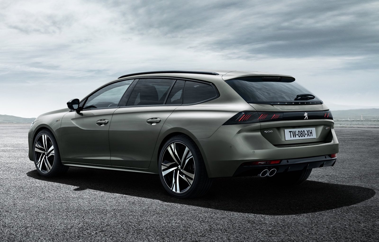 2019 Peugeot 508 Fastback Wagon Confirmed For Australia