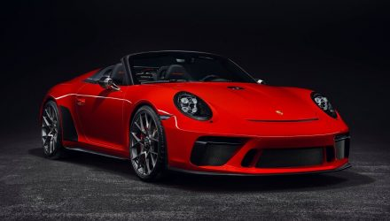 Porsche 911 Speedster confirmed for production, arrives 2019