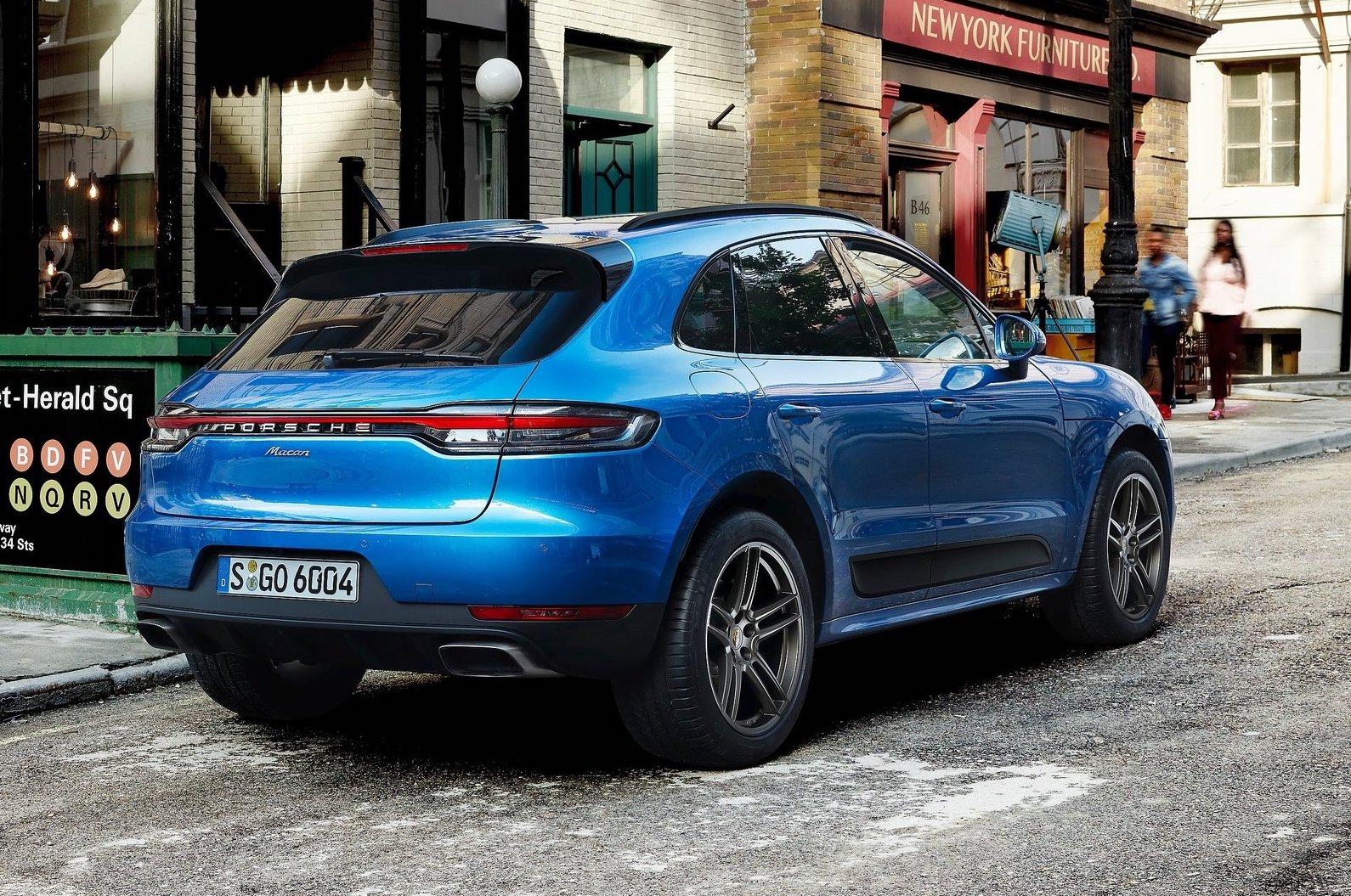 2019 Porsche Macan On Sale In Australia From 81 400