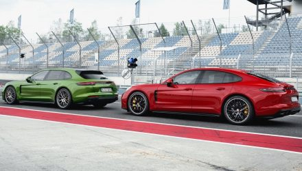 2019 Porsche Panamera GTS range