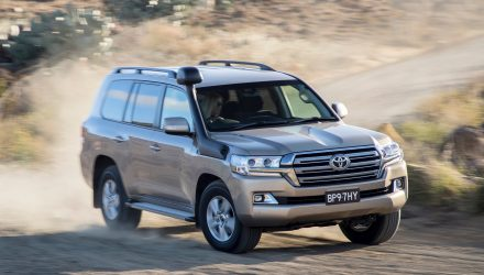 2019 Toyota LandCruiser 200 Series updates announced for Australia