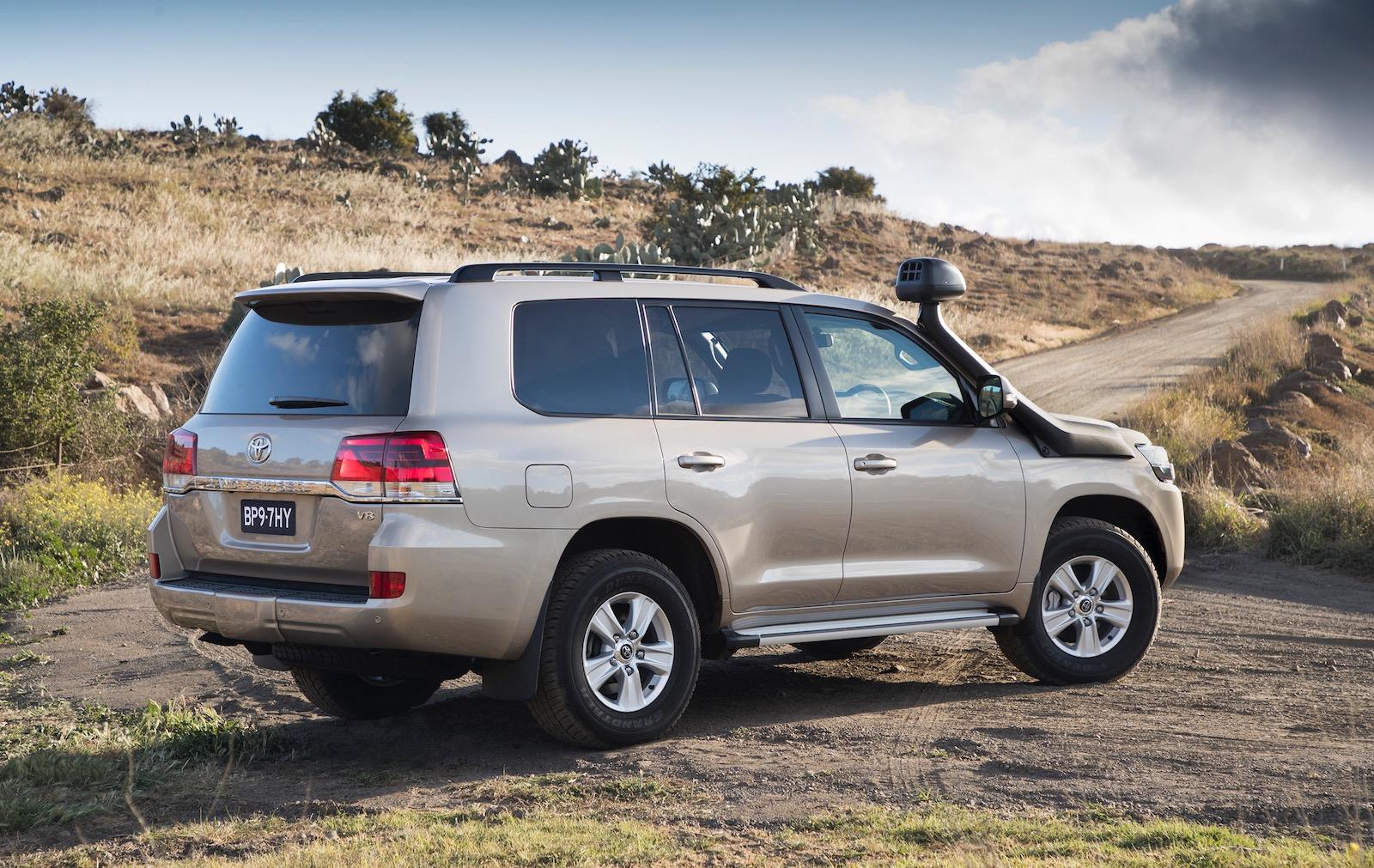 2019 Toyota Landcruiser 200 Series Updates Announced For