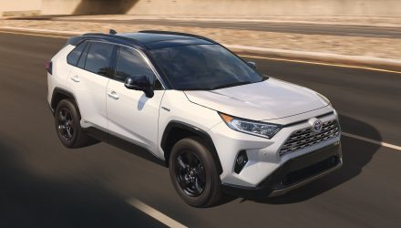 Toyota Australia confirms 5 new hybrid models by 2020