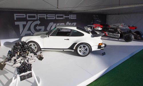 Lanzante is building 11 TAG F1-powered Porsche 911 road cars