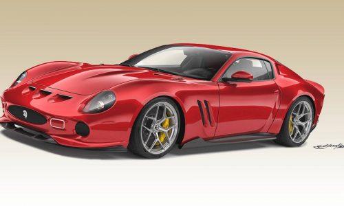 Ares Design Ferrari 250 GTO is a spectacular modern remake
