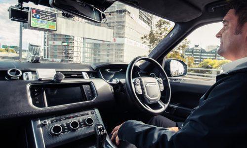 Jaguar Land Rover to offer autonomous cars by 2028