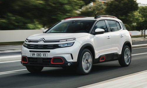Confirmed: Citroen C5 Aircross on sale in Australia next year